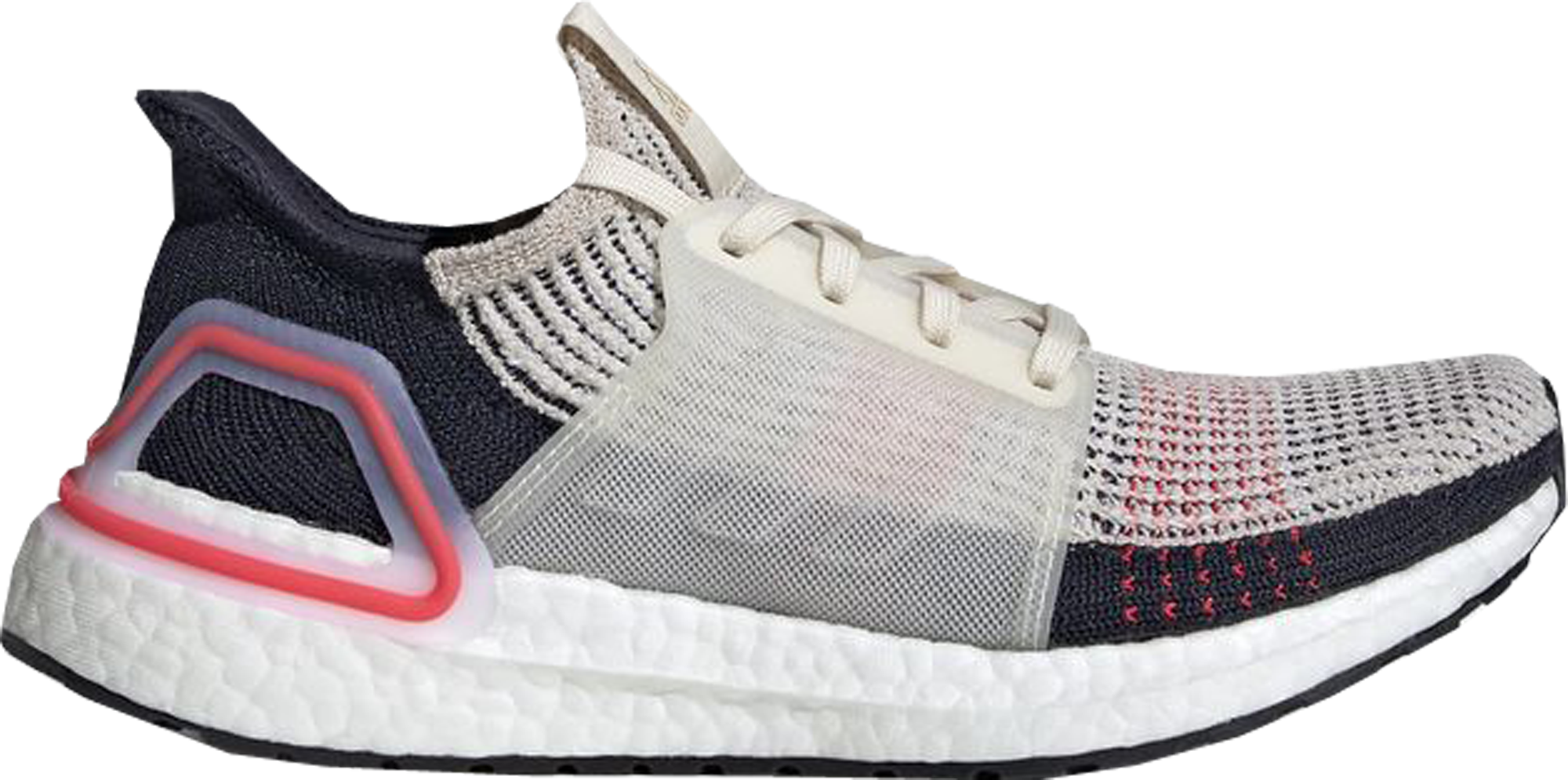 adidas Ultra Boost 2019 Clear Brown Chalk White (W)