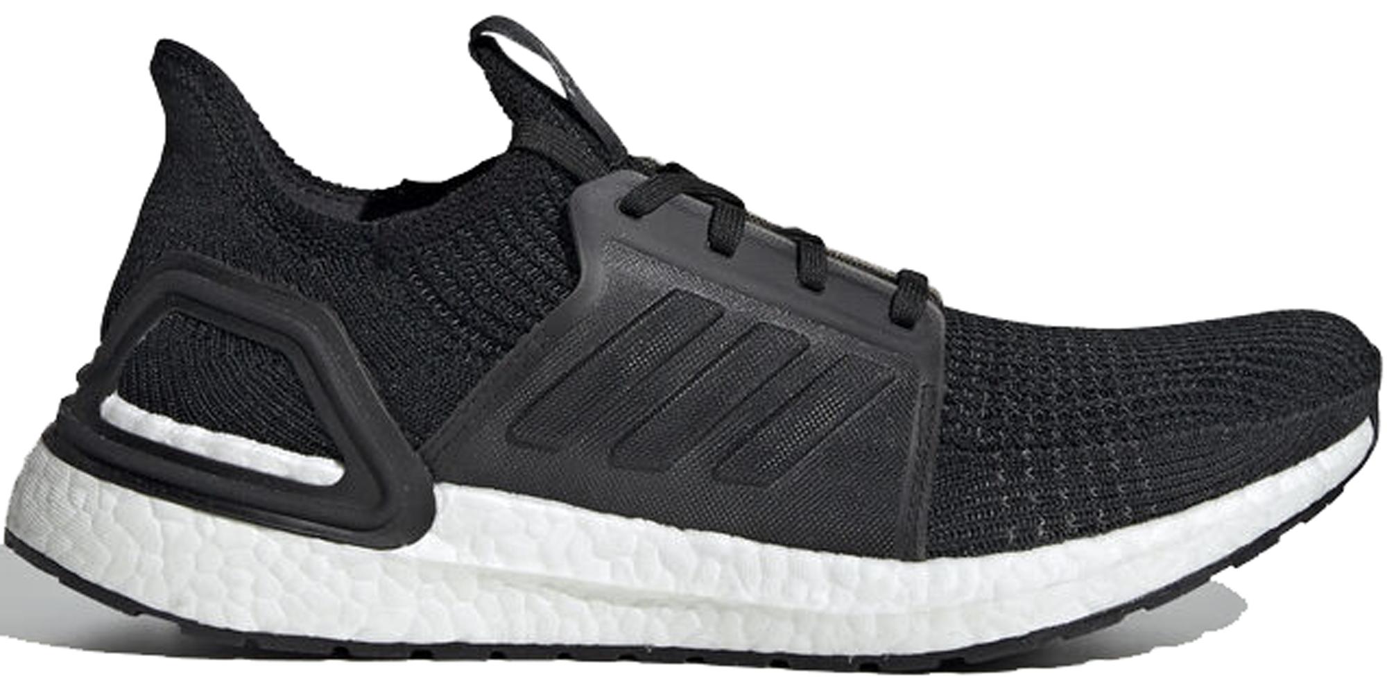 adidas Ultra Boost 2019 Core Black Grey
