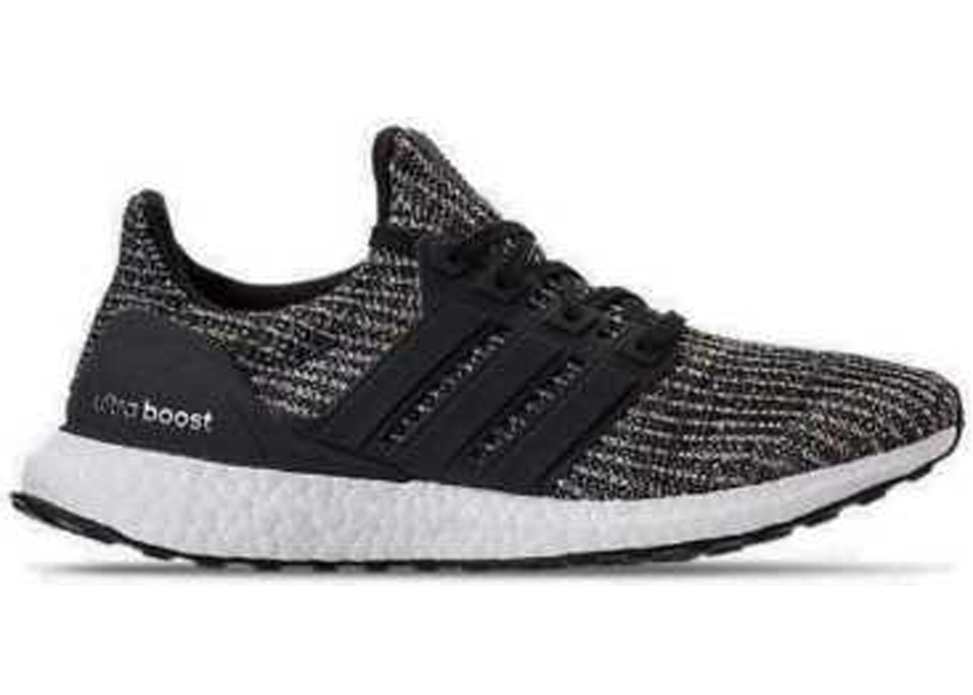 best service 39f71 40322 adidas Ultra Boost 3.0 Core Black Carbon Ash Silver (GS)