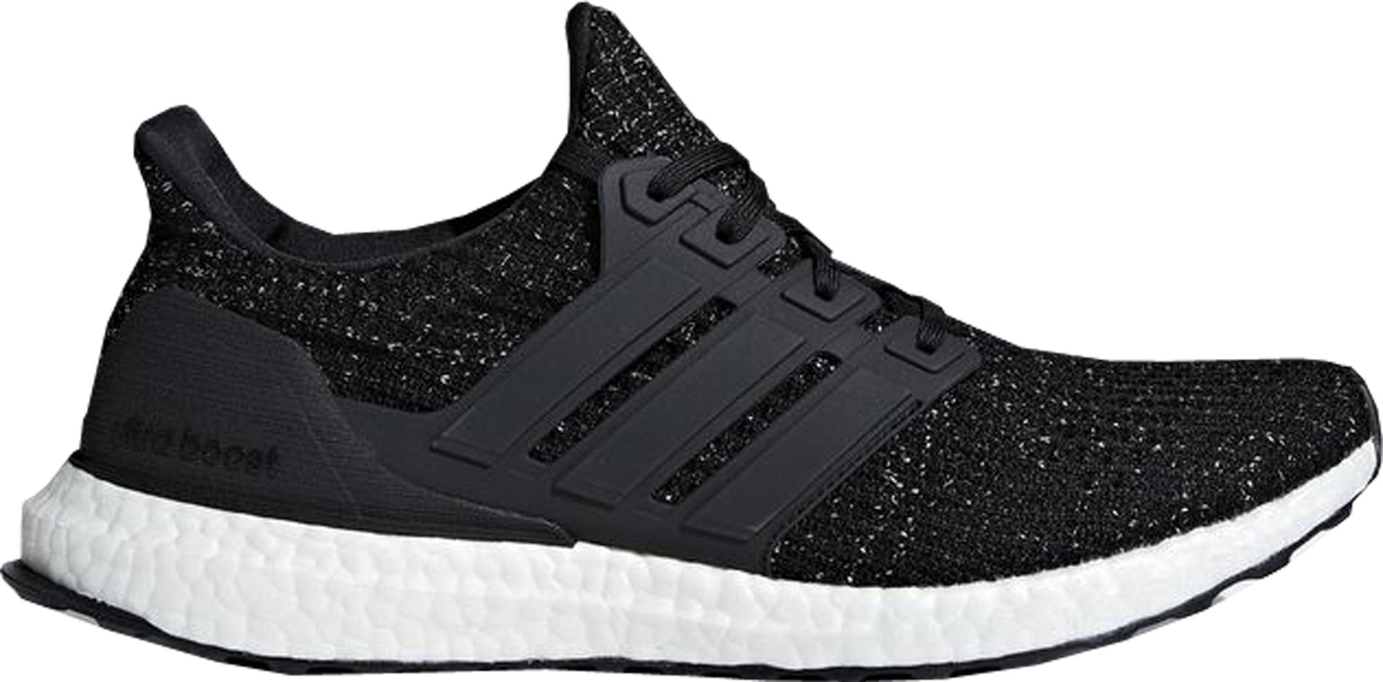 ultra boost 4.0 black white speckle