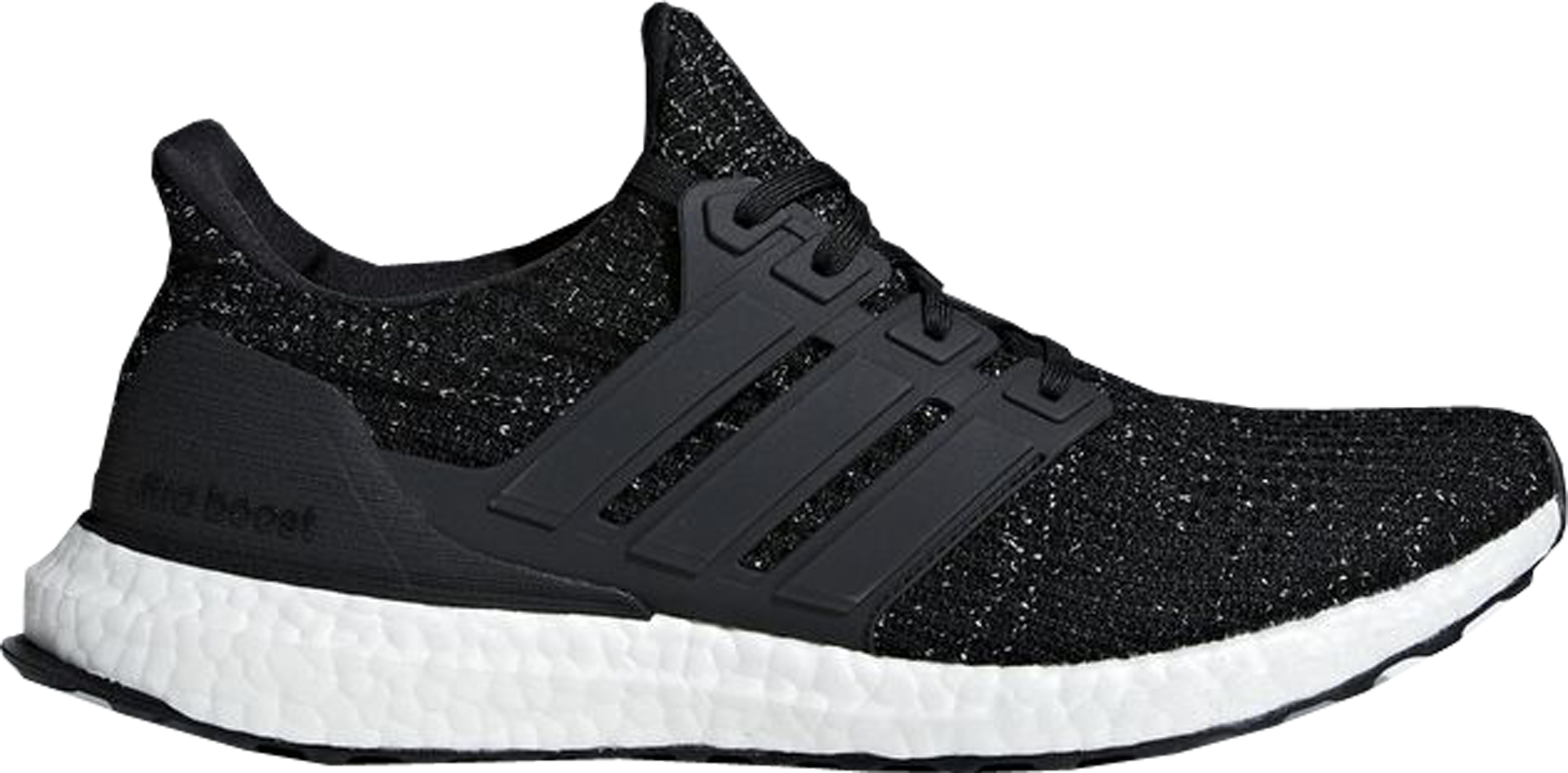 adidas Ultra Boost 4.0 Black White Speckle