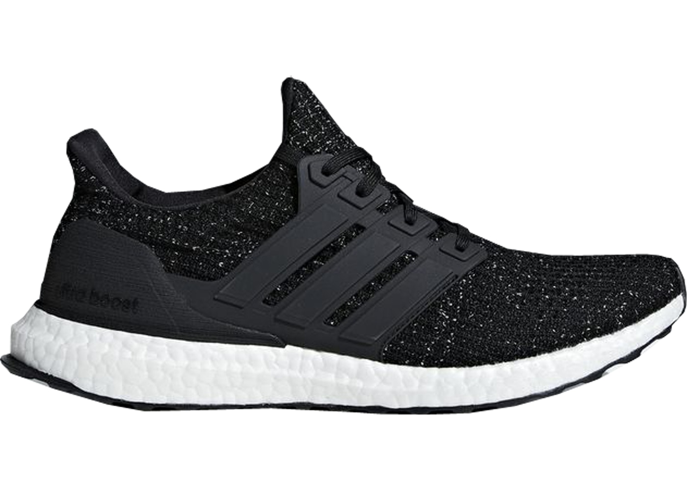 588a2fe913d79 adidas Ultra Boost 4.0 Black White Speckle - F36153