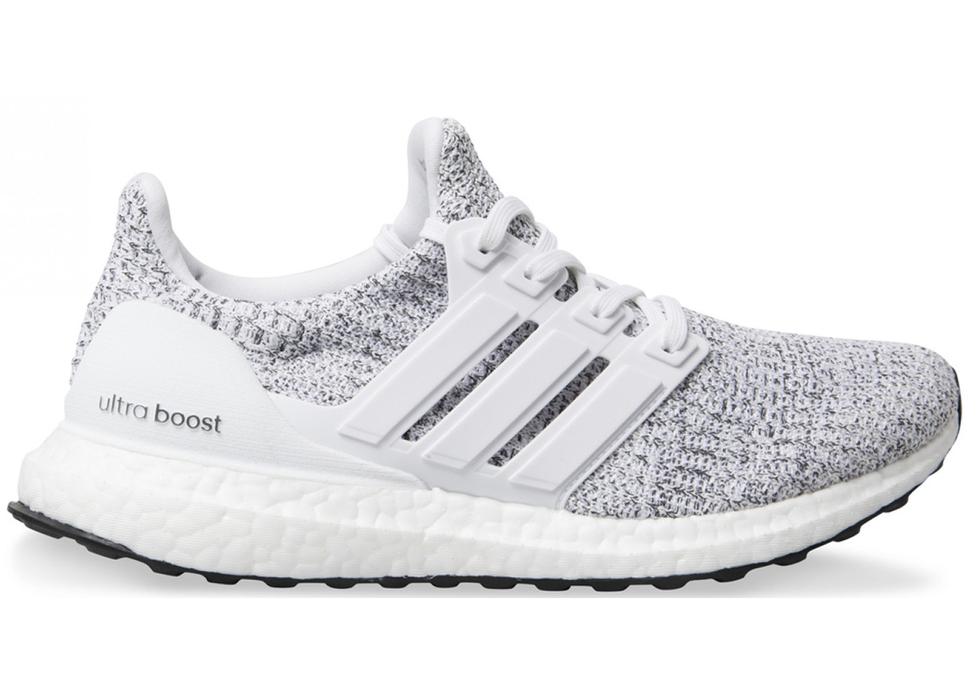 detailed look fda4c ea0f7 adidas Ultra Boost 4 Cloud White Non Dyed (W)