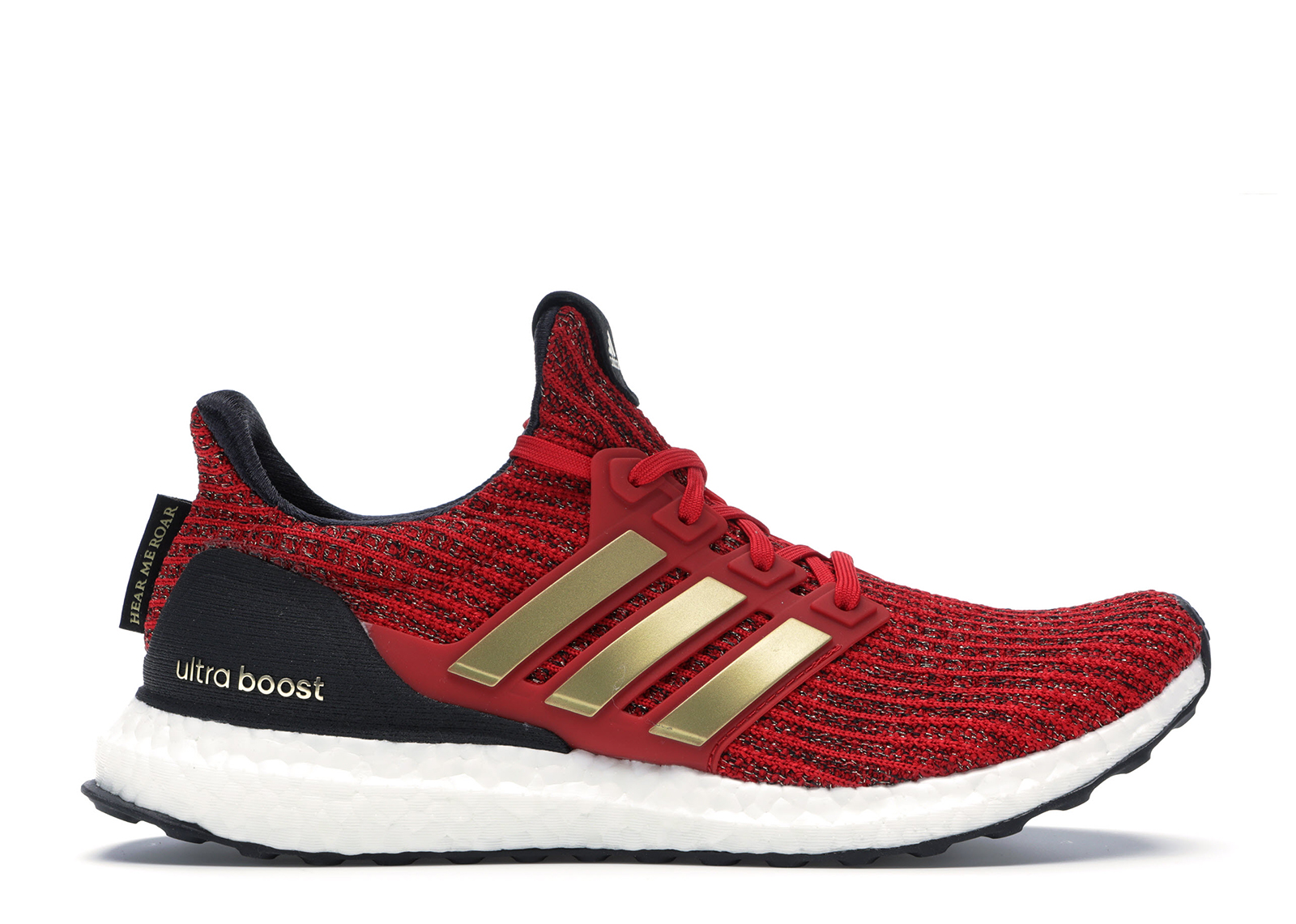 adidas Ultra Boost 4.0 Game of Thrones House Lannister (W)