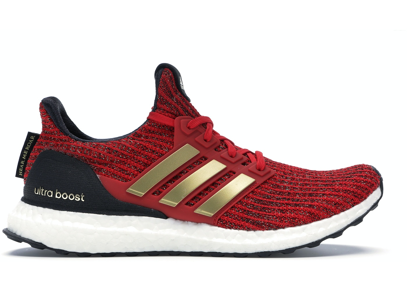 acd82685 adidas Ultra Boost 4.0 Game of Thrones House Lannister (W) - EE3710