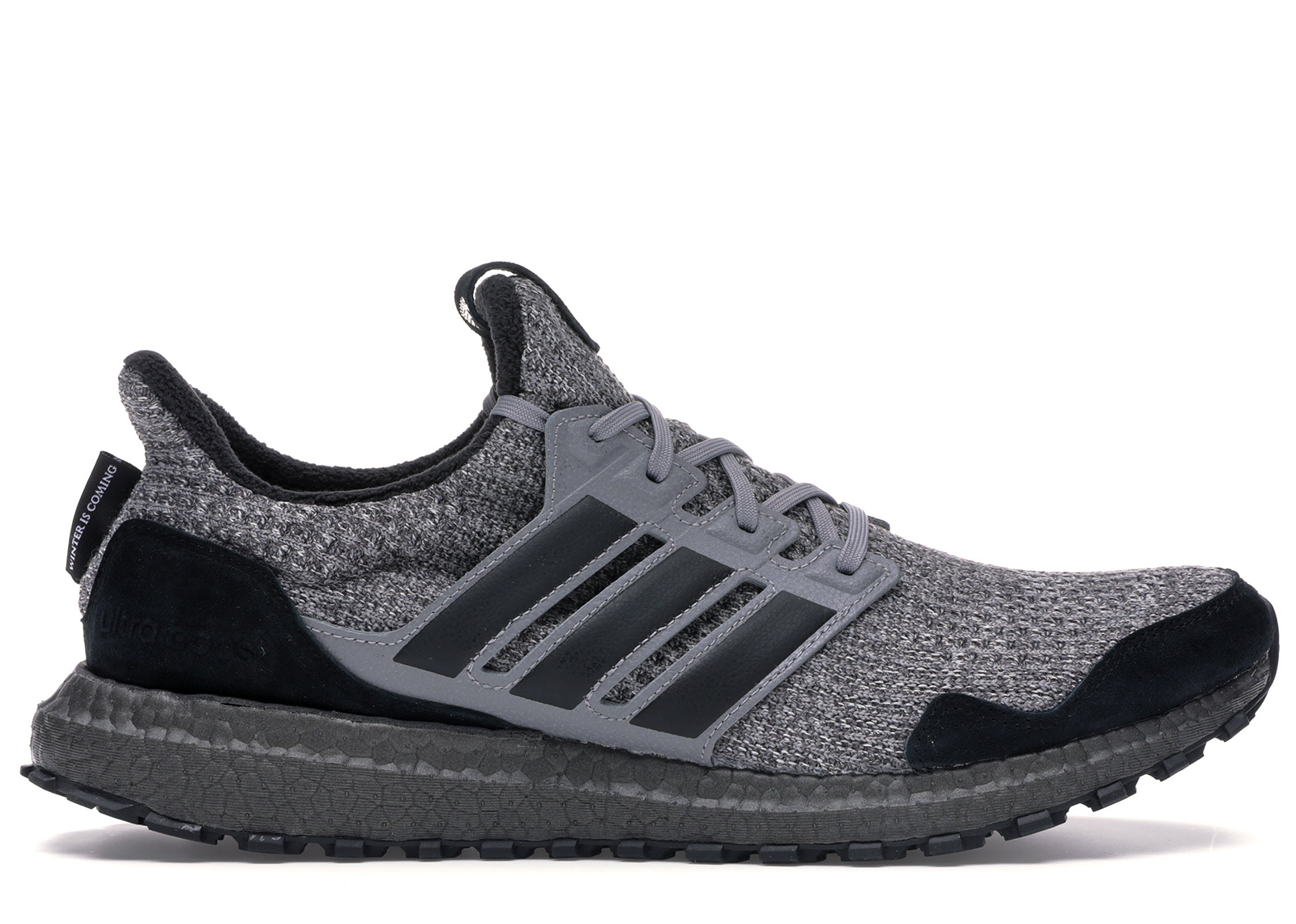 ADIDAS ULTRABOOST 4.0 X GAME OF THRONES HOUSE STARK Grey