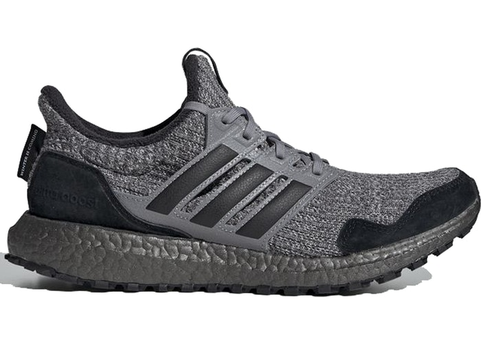 Adidas Ultra Boost 4.0 Game of Thrones House Stark สตรีท สนีกเกอร์ street sneaker