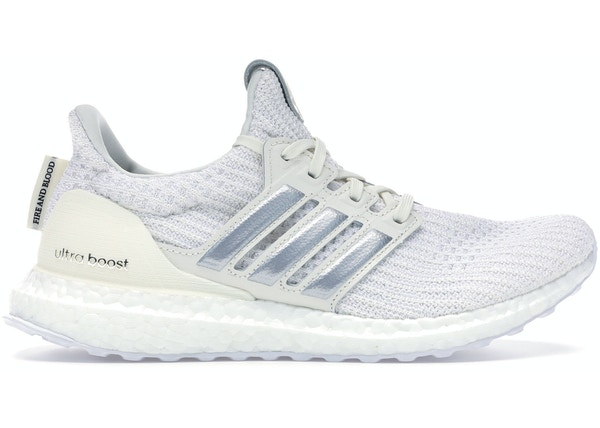 6ac5d3ccb adidas Ultra Boost 4.0 Game of Thrones House Targaryen White (W)