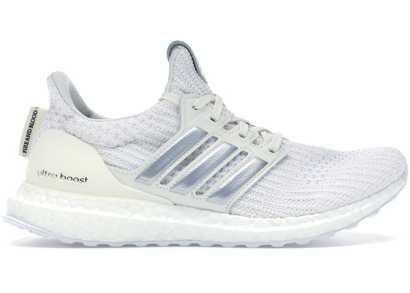 f3b3cefc adidas Ultra Boost 4.0 Game of Thrones House Targaryen White (W ...