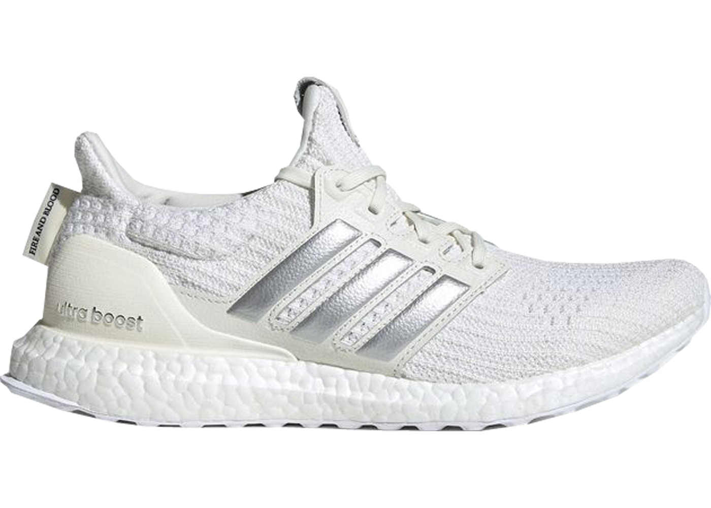 half off 8991d 732c3 adidas Ultra Boost 4.0 Game of Thrones House Targaryen White