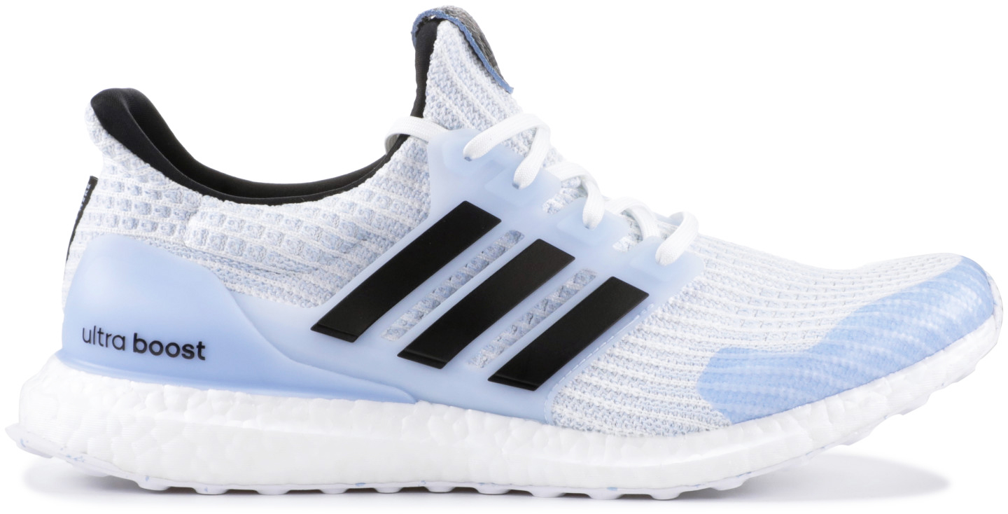 adidas Ultra Boost 4.0 Game of Thrones White Walkers