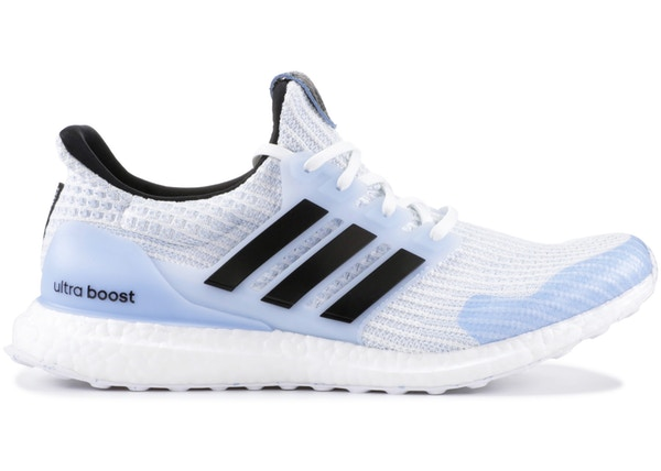 best authentic a4bd3 39f17 adidas Ultra Boost 4.0 Game of Thrones White Walkers