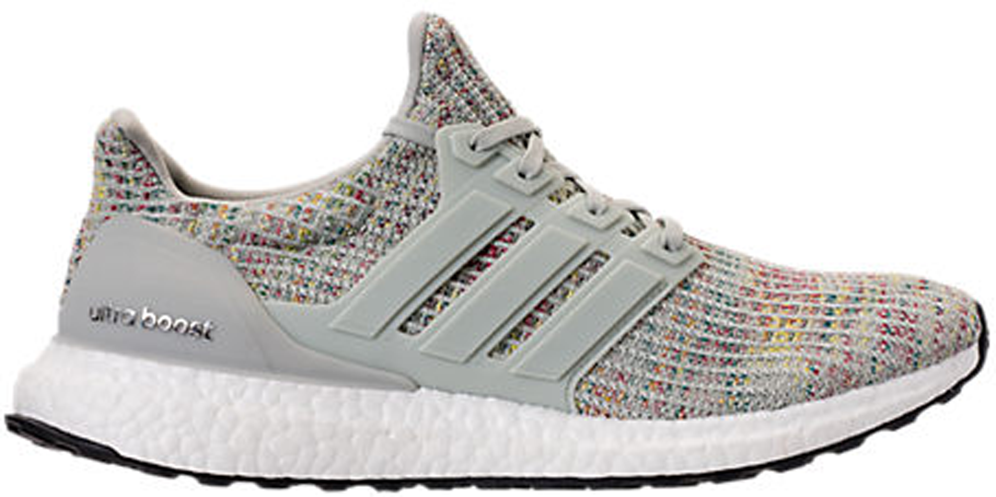 adidas Ultra Boost 4.0 Grey Multi-Color