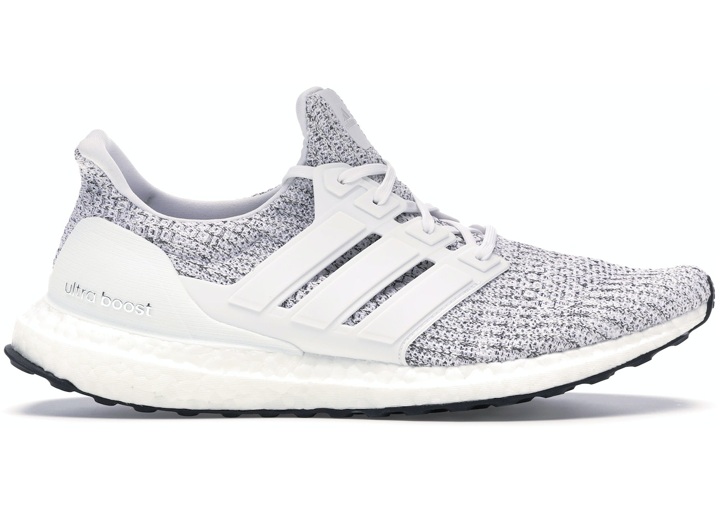 new style 94fe5 bd679 adidas Ultra Boost 4.0 Non Dye Cloud White