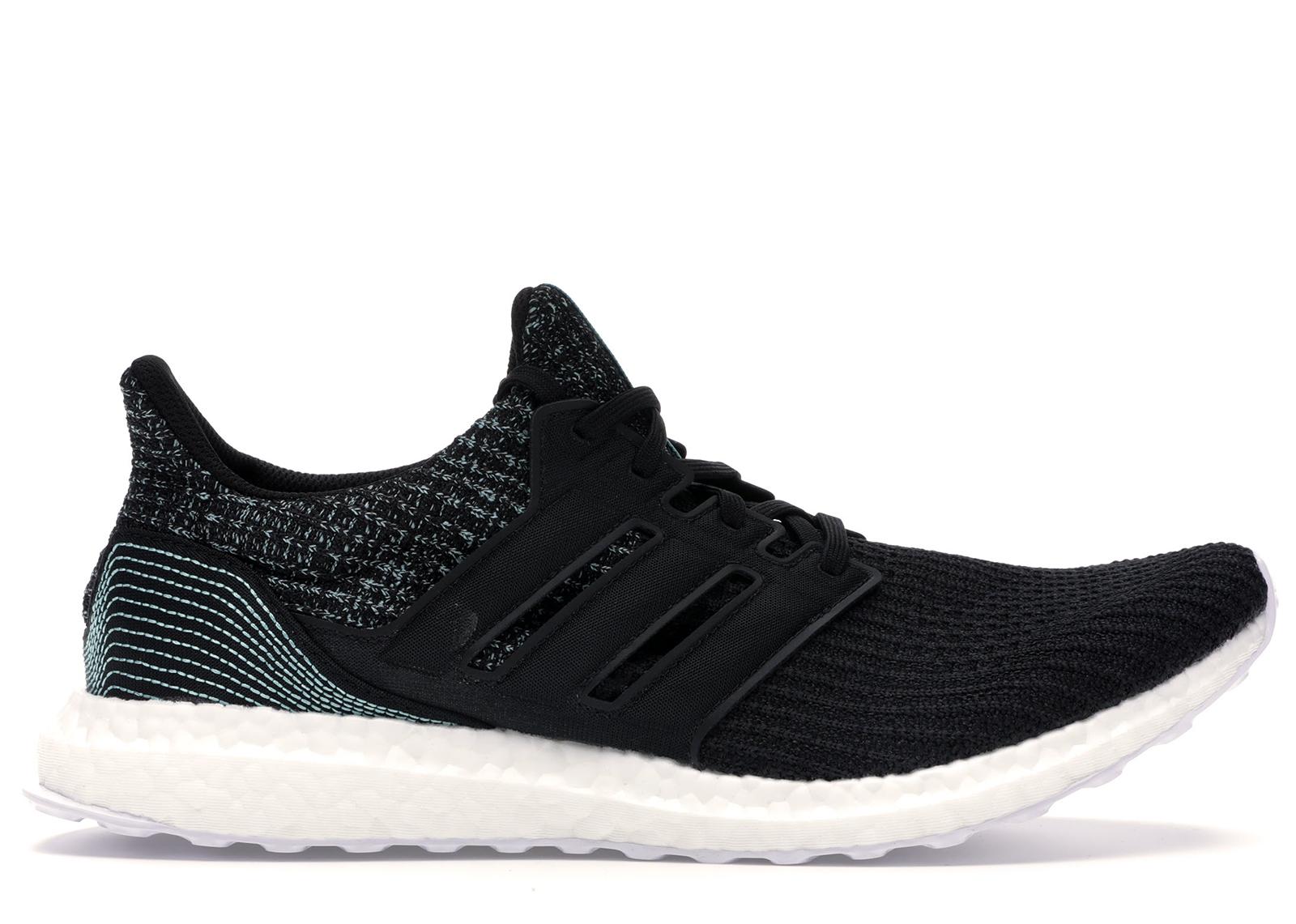 adidas ultra boost black cloud white