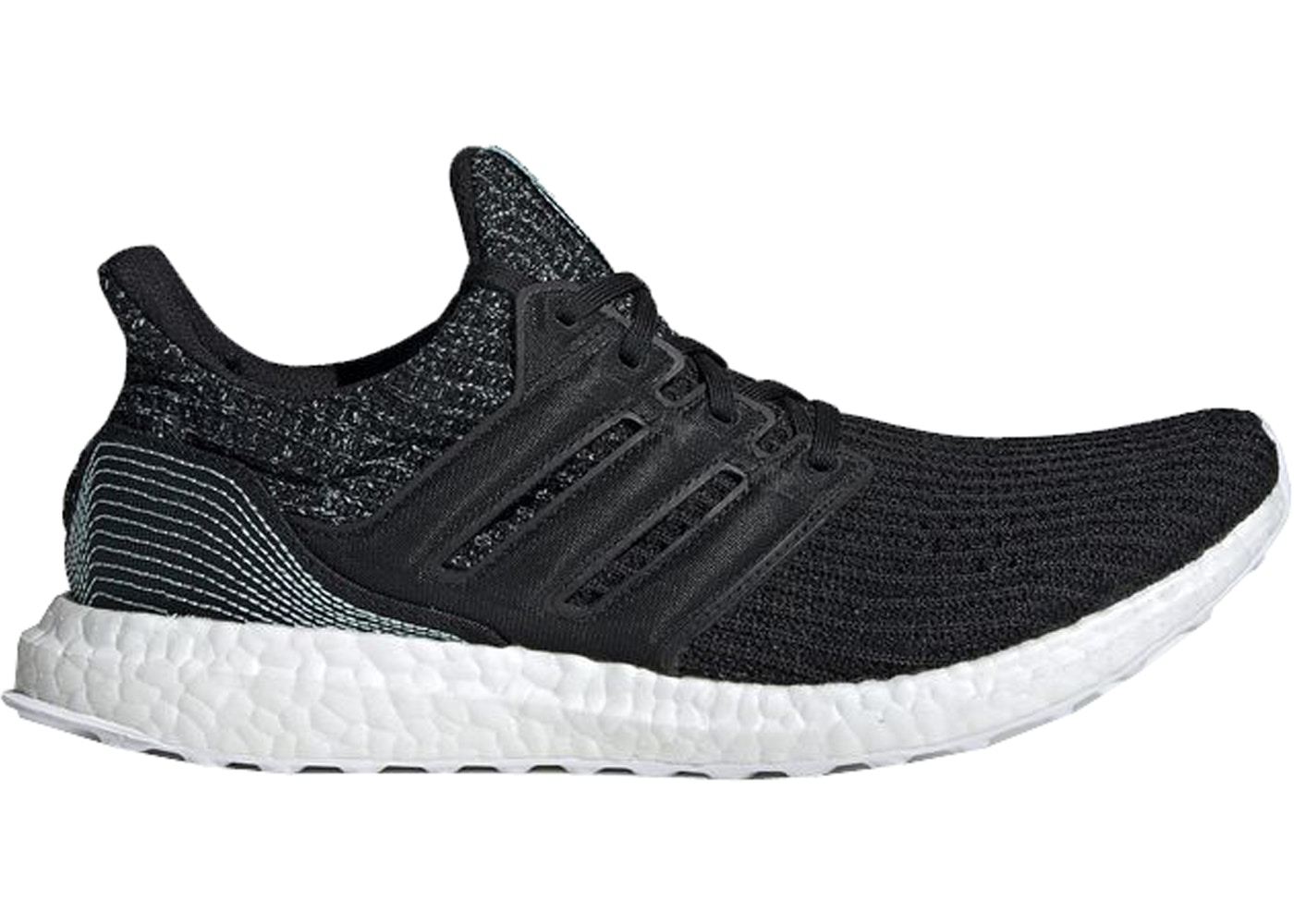 29f599cb84dae Sell. or Ask. Size 6. View All Bids. adidas Ultra Boost 4.0 Parley Core  Black ...