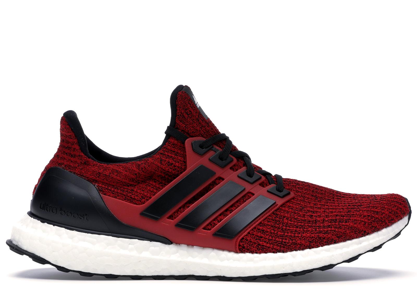 buty adidas ultra boost 2.0 black blue red