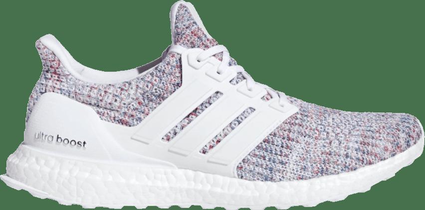 adidas Ultra Boost 4.0 White Multi-Color 2