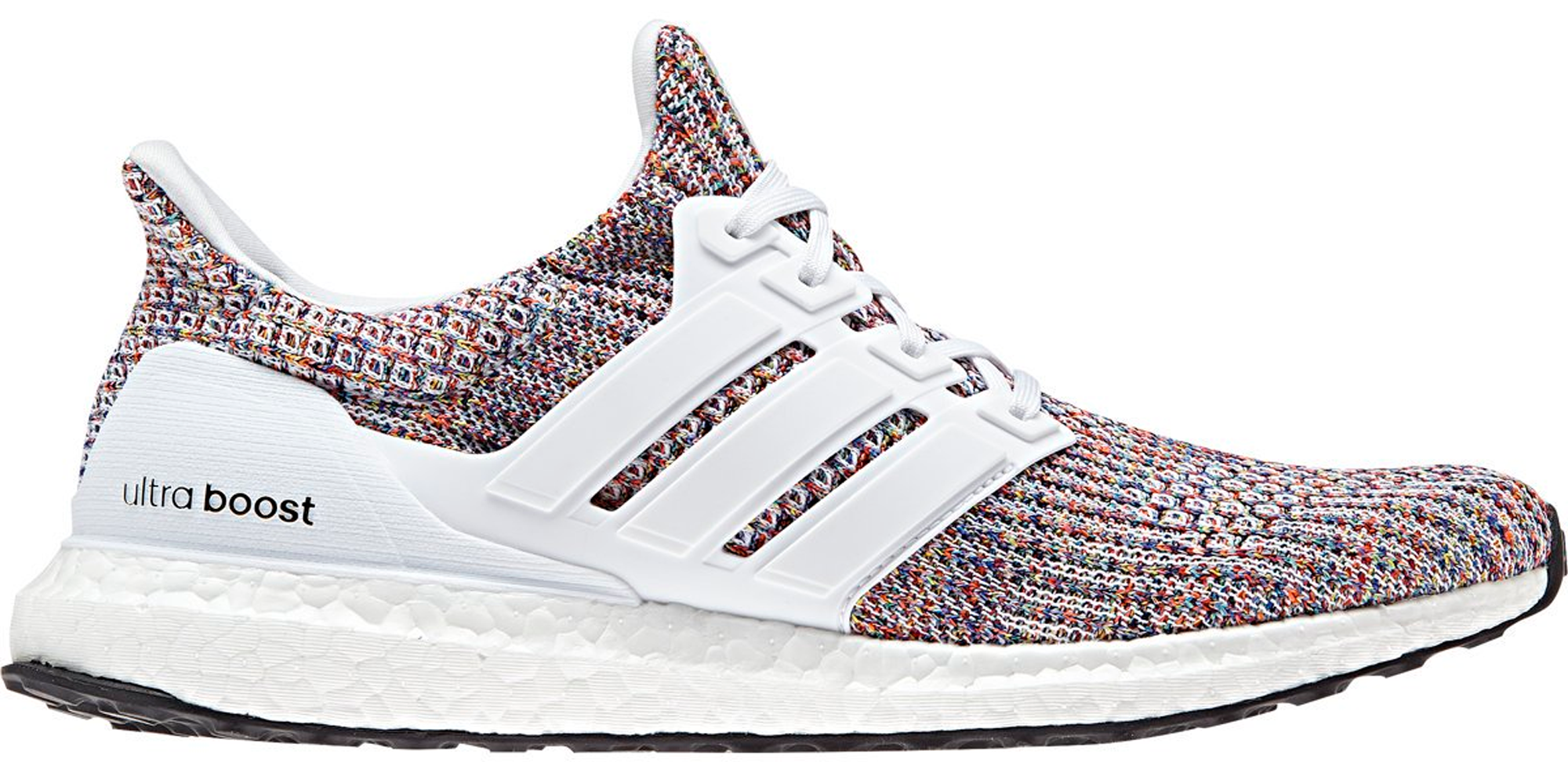 adidas Ultra Boost 4.0 White Multi-Color 2