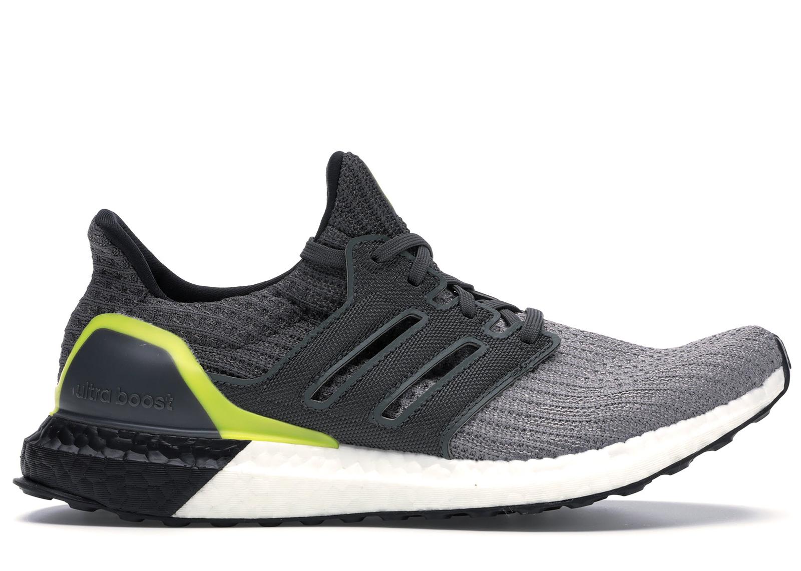 adidas Ultra Boost 4.0 Grey Black
