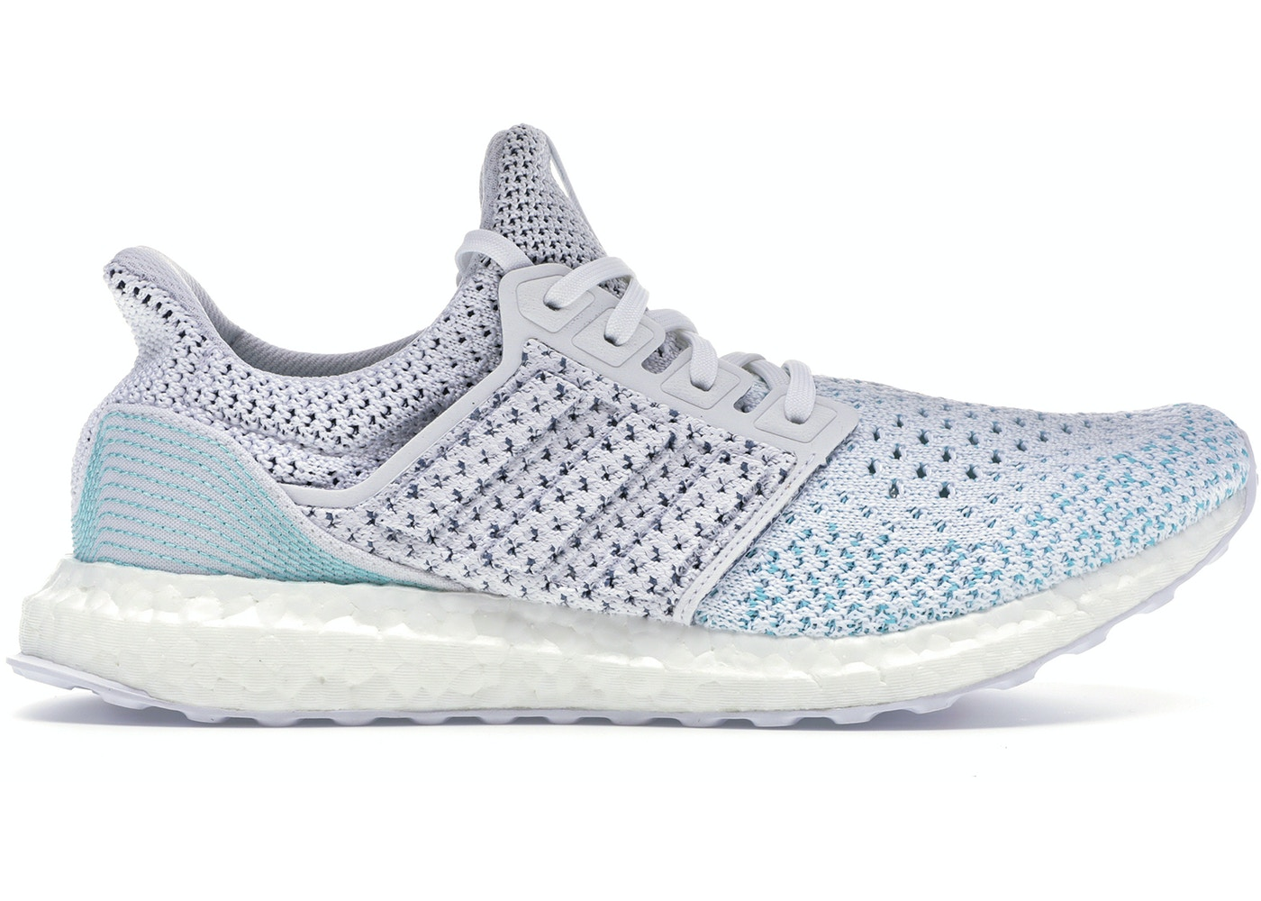 1d532071d580f adidas Ultra Boost Clima Parley White Blue - BB7076