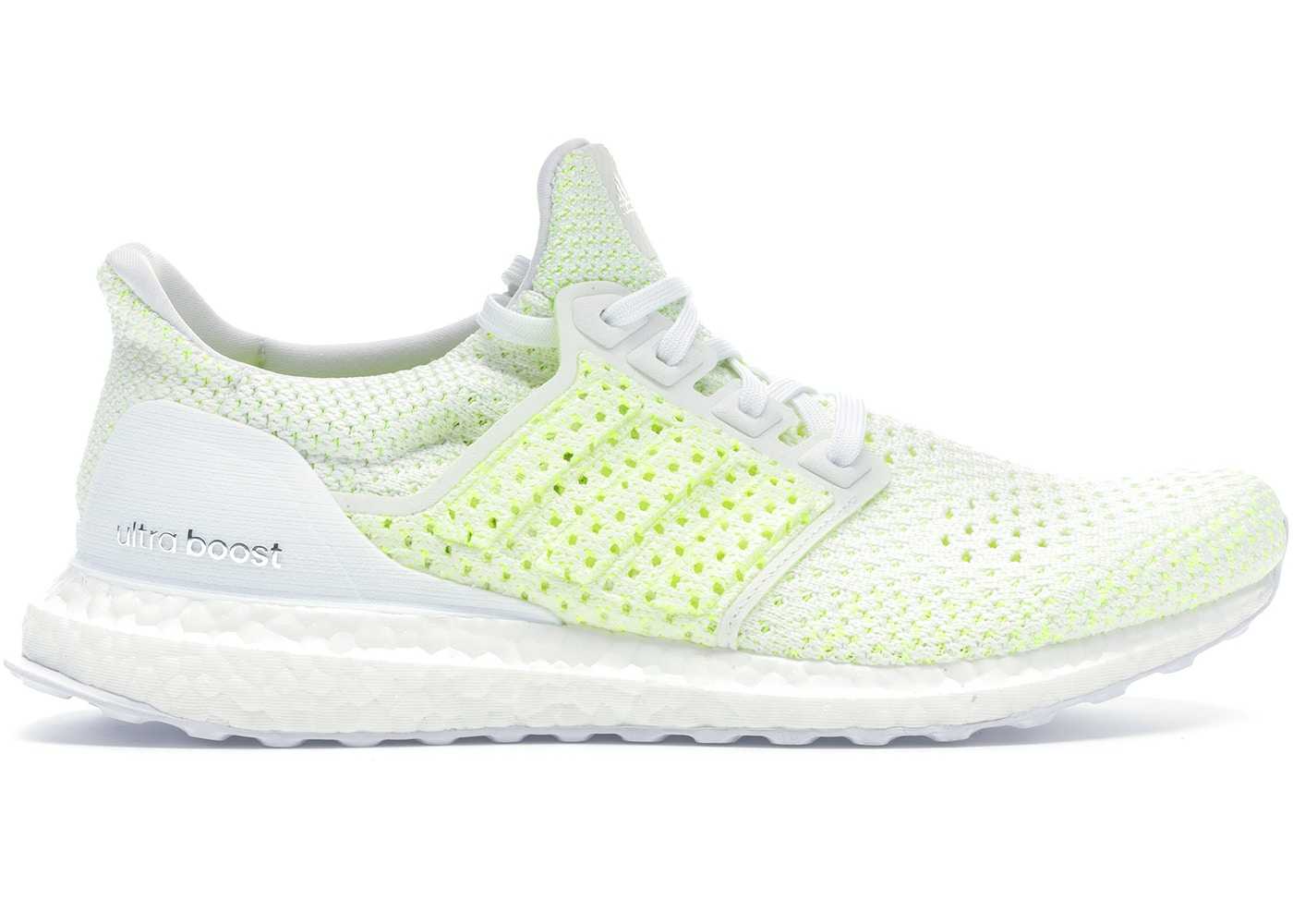 best value 3bba6 8c66e adidas Ultra Boost Clima Solar Yellow - AQ0481