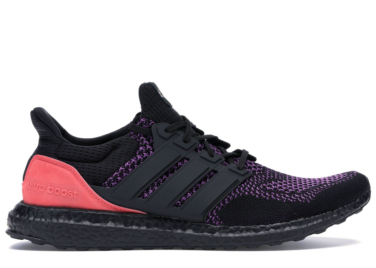 Cheap Men's Adidas Ultra Boost X Yeezy Boost Black Red