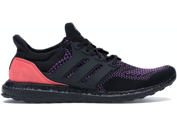 c89582ff9176 adidas Ultra Boost Core Black Active Purple Shock Red - EE3712