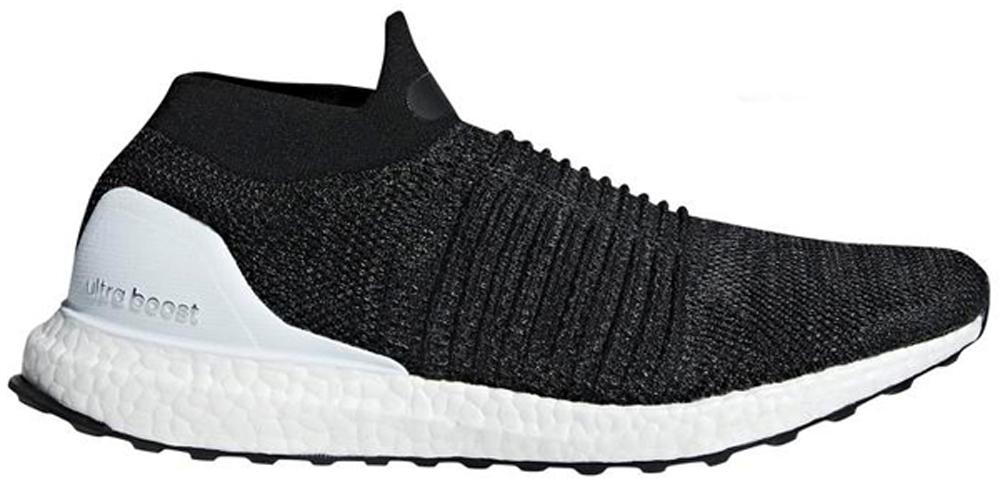 adidas Ultra Boost Laceless Core Black