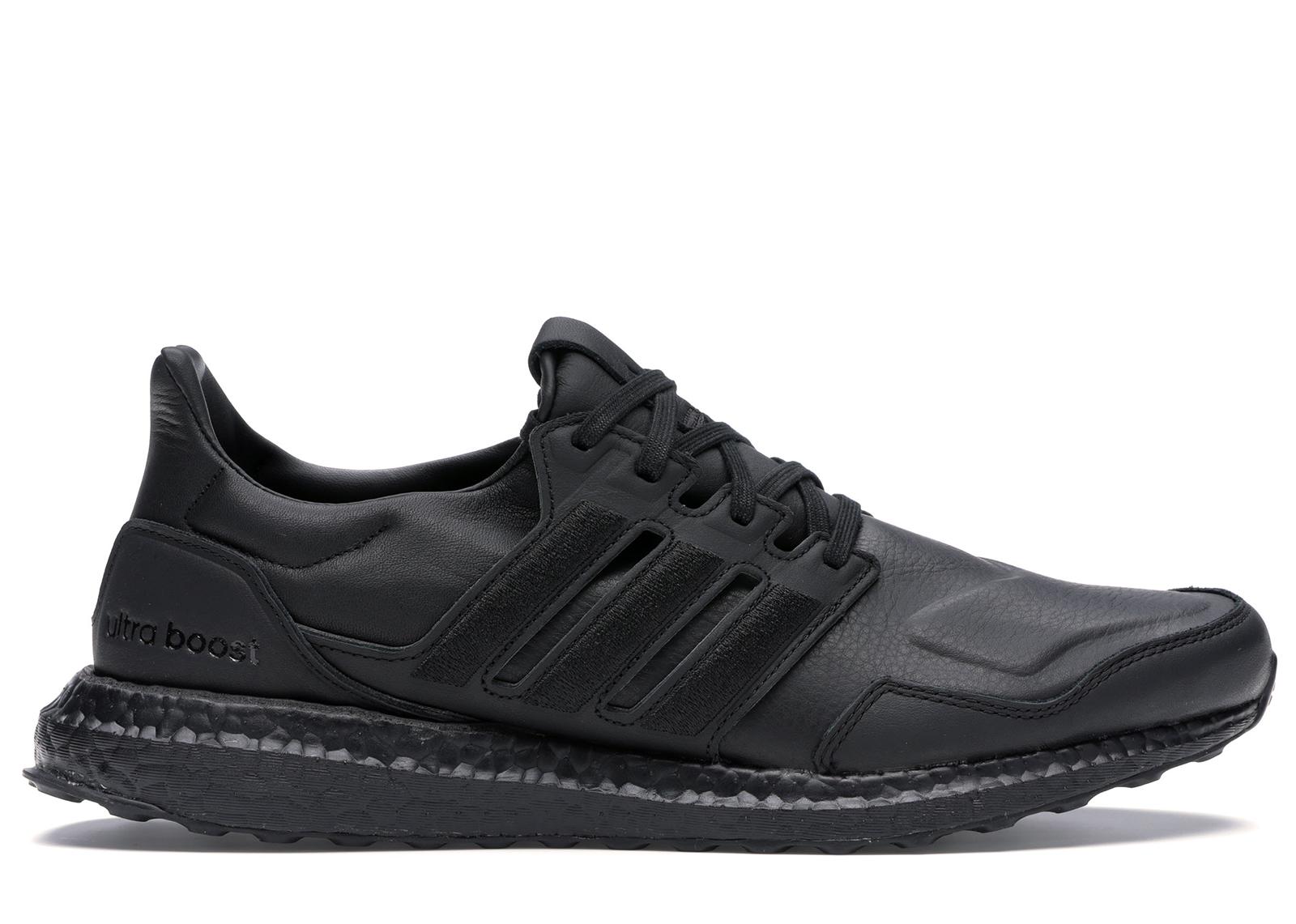 adidas boost all black