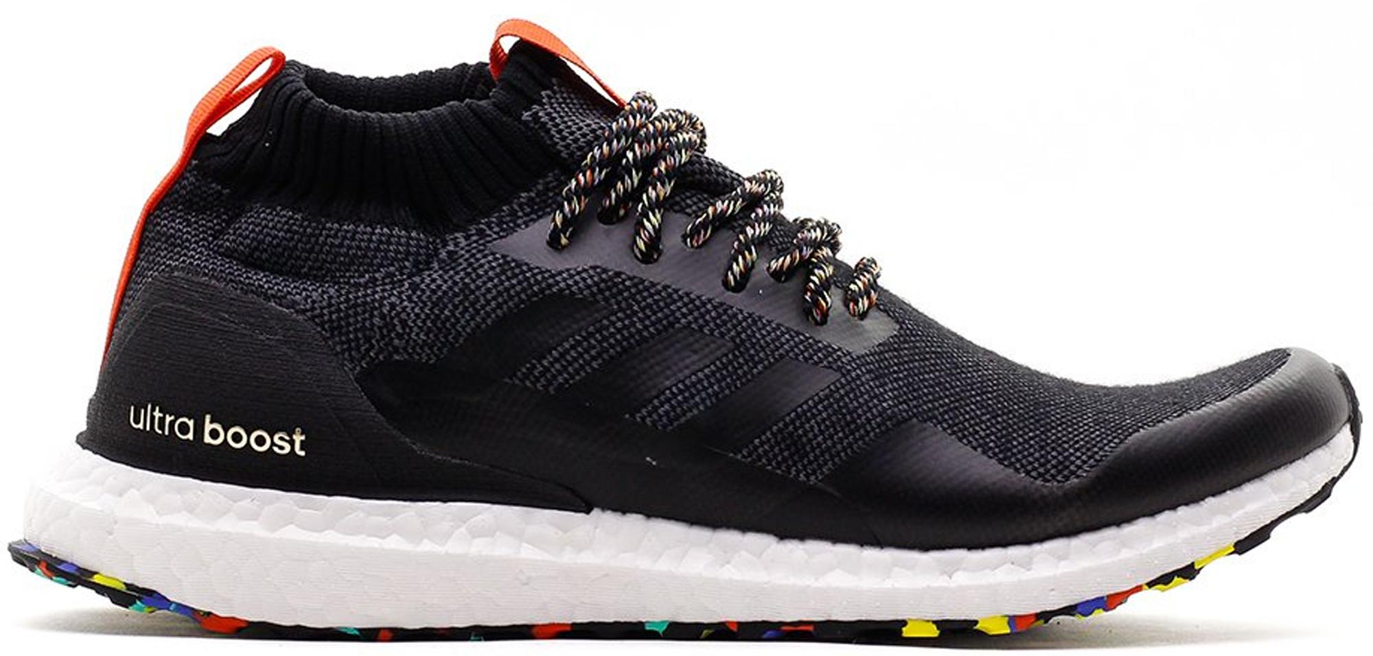 Shoes adidas UltraBoost AQ0062 CblackClowhiCarbon