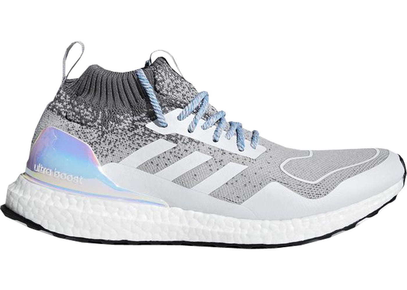 adidas Ultra Boost Mid Light Granite Silver Metallic - EE3732 1a89ef68dd8f