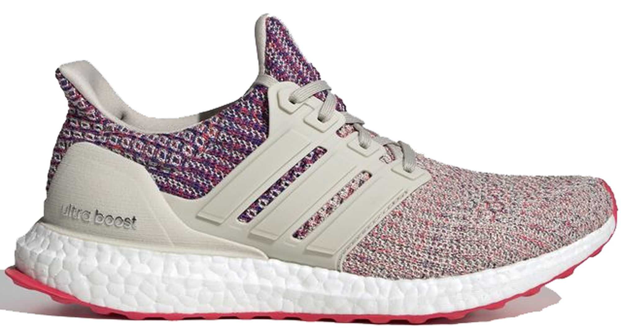 adidas Ultra Boost Multi-Color Red (W)