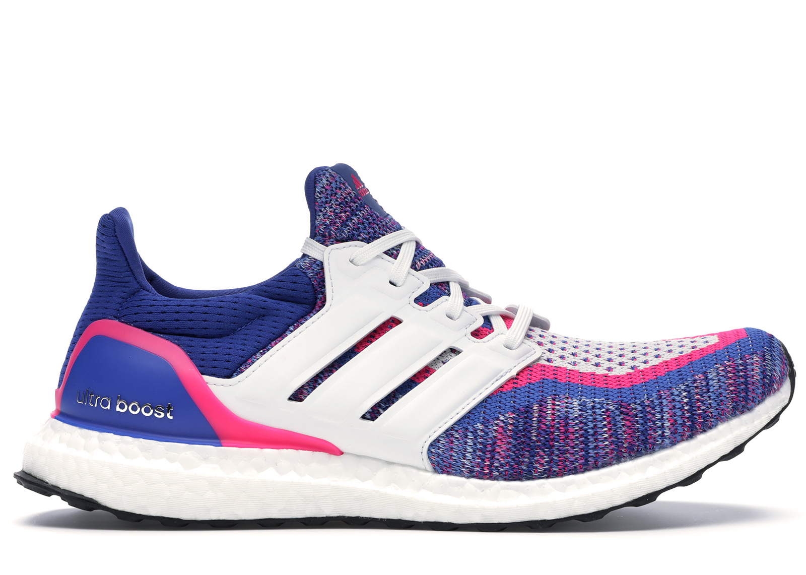 adidas ultra boost pink and white