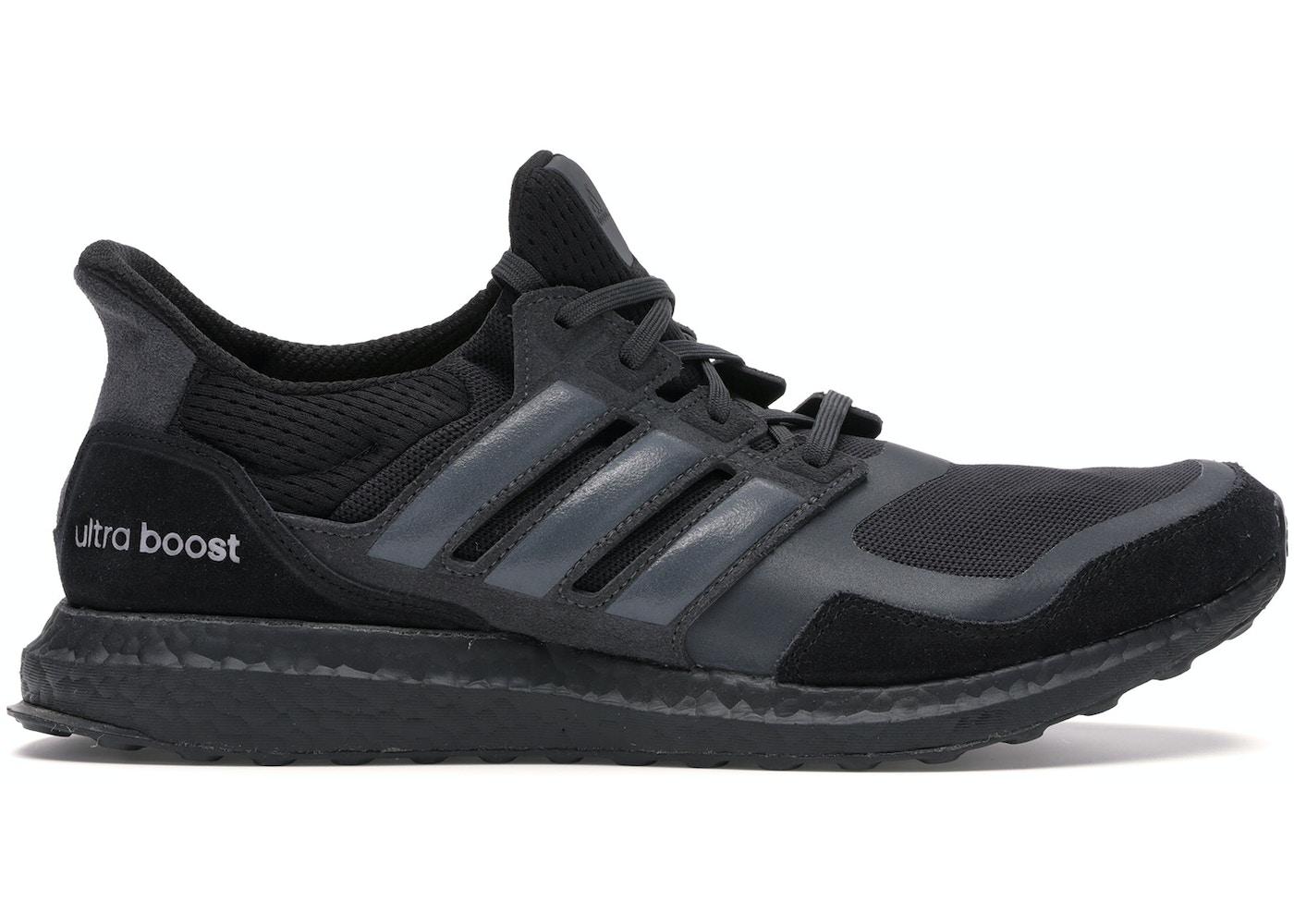 marzo Bloquear Antemano  adidas Ultra Boost S&L Core Black Carbon - EF1361