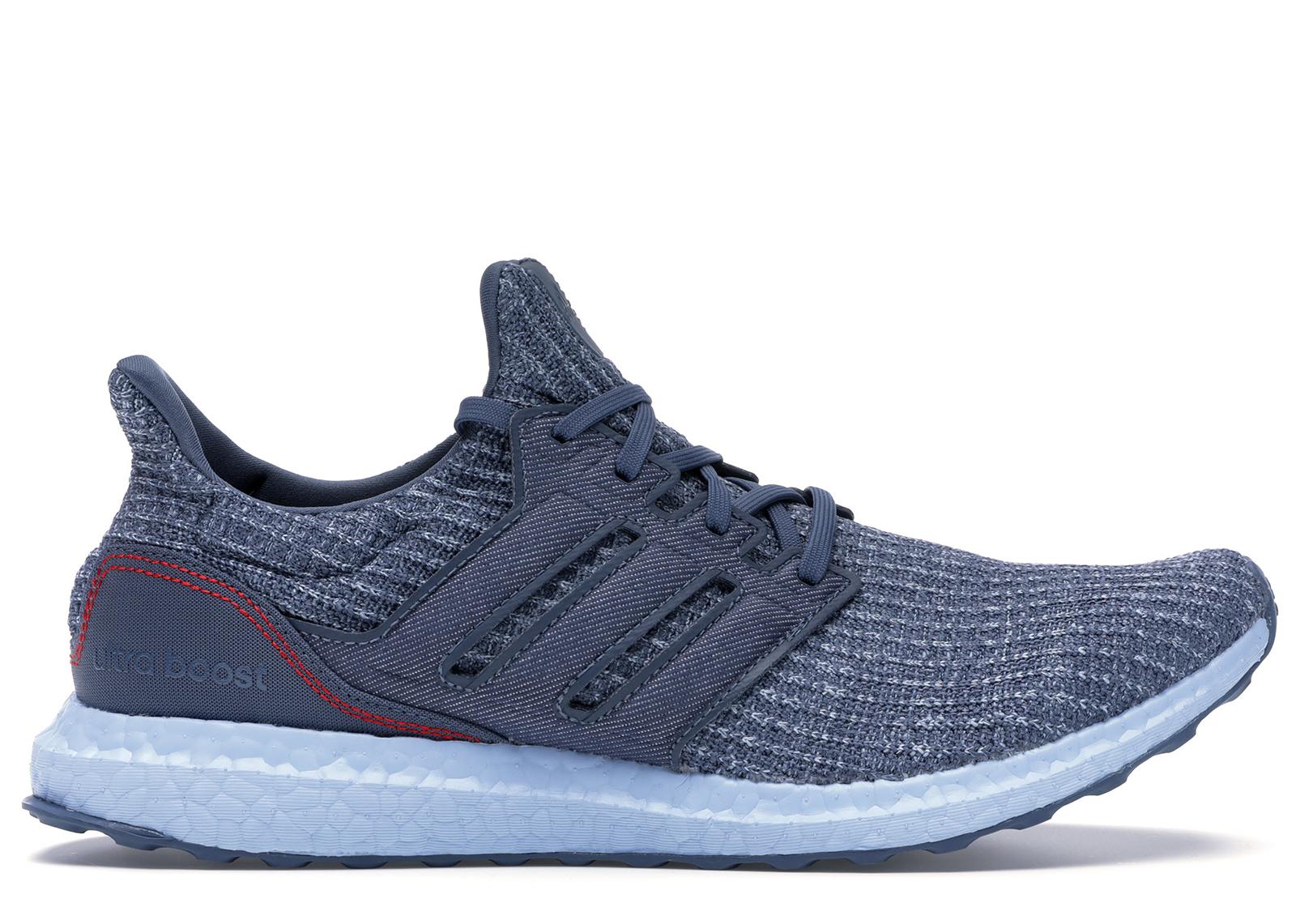 Adidas Ultraboost Cbc Black Purple Pink Men Running Tra