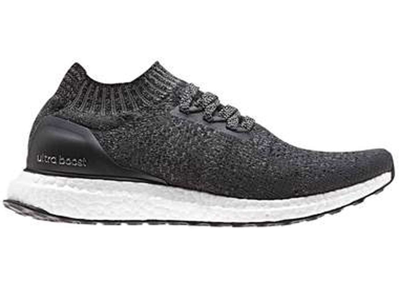 adidas Ultra Boost Uncaged Carbon Core Black (W)