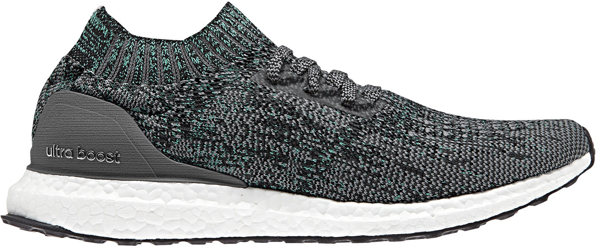 adidas Ultra Boost Uncaged Grey Green