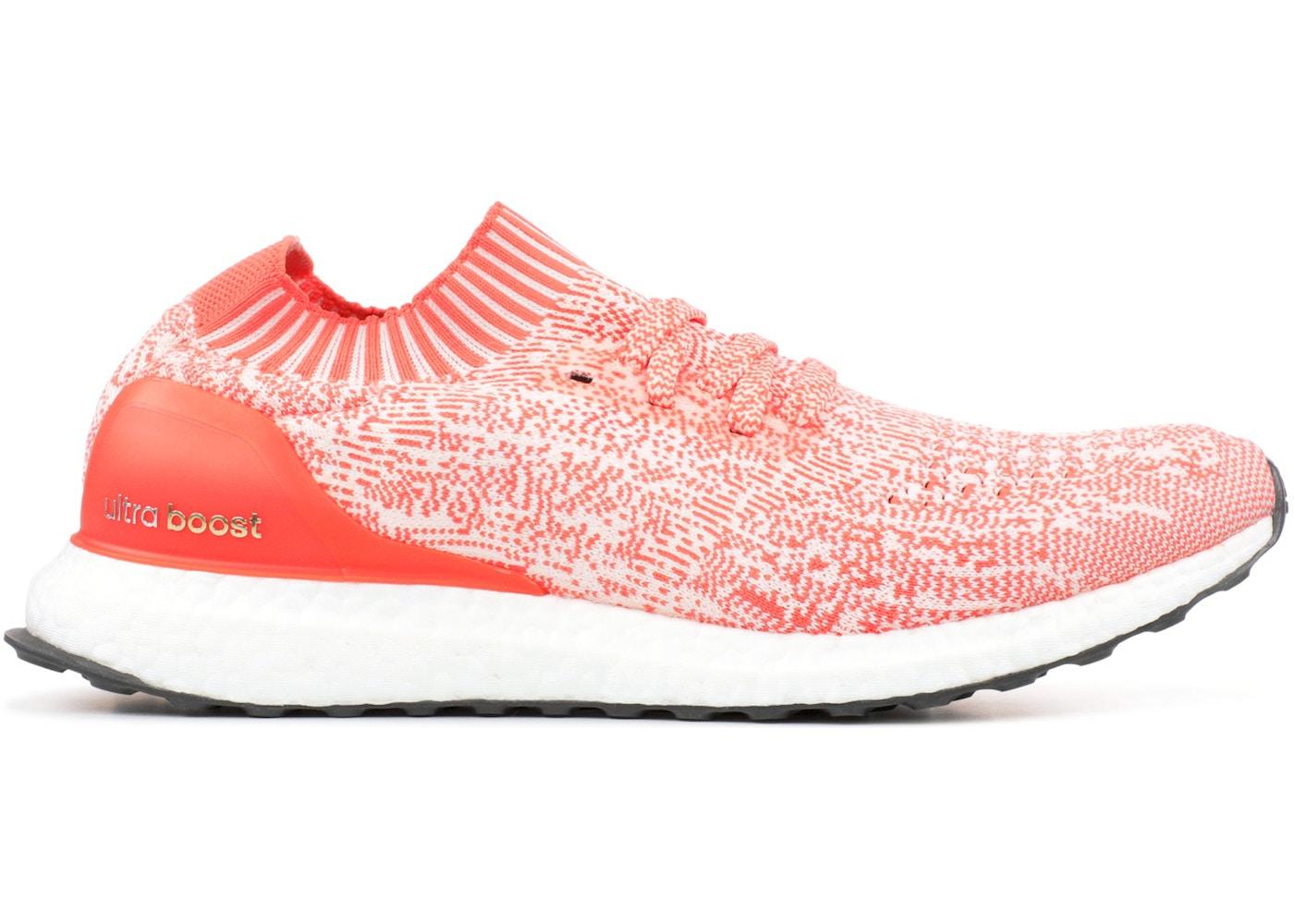 039b79105 adidas Ultra Boost Uncaged Haze Coral (W) - BA7932
