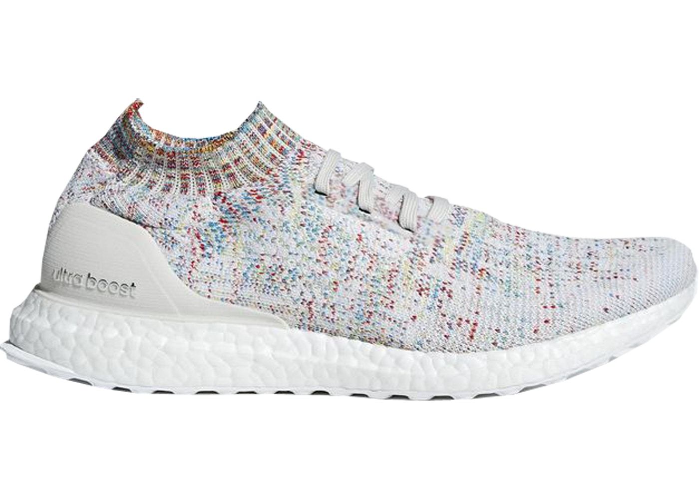 71091147bea adidas Ultra Boost Uncaged White Multi - B37691