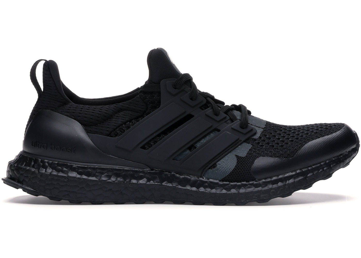 low priced 9460d 04b6f adidas Ultra Boost Undefeated Blackout