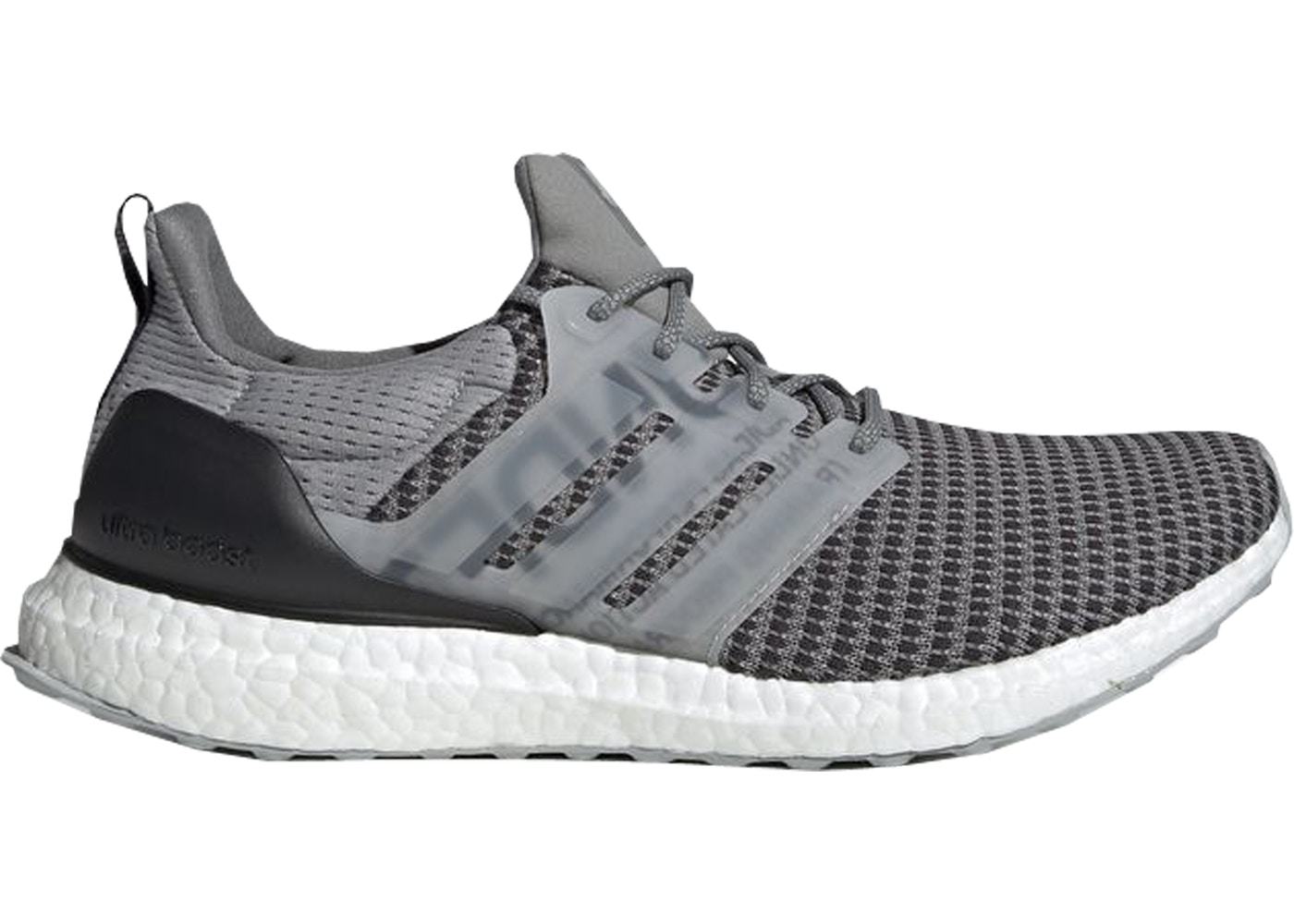 best loved 80a5c 68ca3 adidas Ultra Boost Undefeated Performance Running Grey