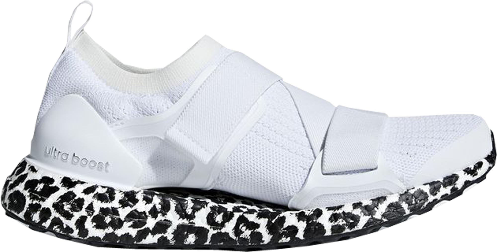 AC7548 Ultraboost X Women Men Running Shoes Sneakers White Adidas