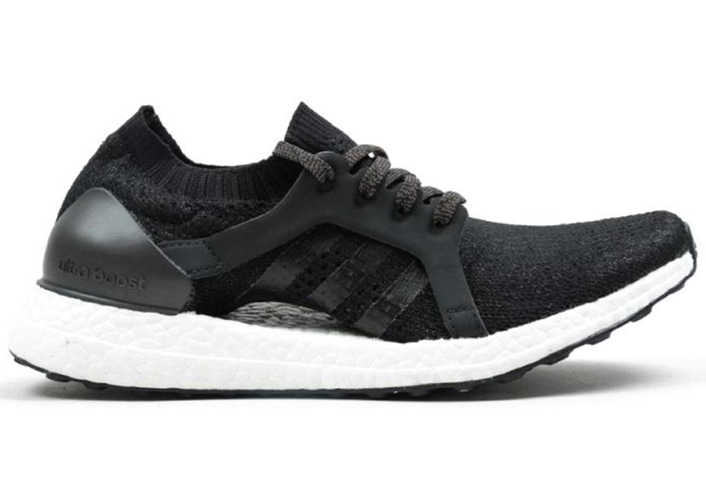 62df0ec3 adidas Ultra Boost X Black White (W) - CG2978