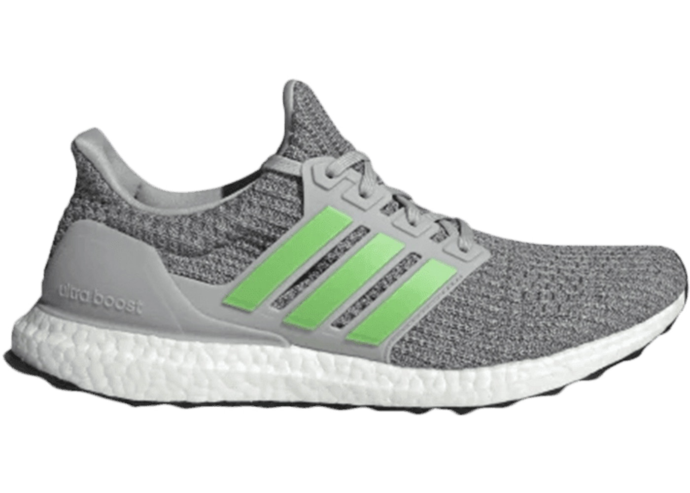 buy online cbccf 86380 adidas Ultraboost 4.0 Grey Lime