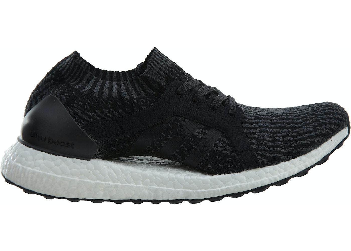 big sale 498d4 86aa8 adidas Ultraboost X Black Dark Grey Heather-Onix (W)