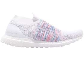 adidas Ultraboost Laceless White Multicolor