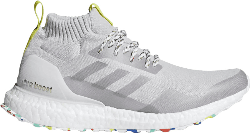 adidas Ultraboost Mid Multi-Color White