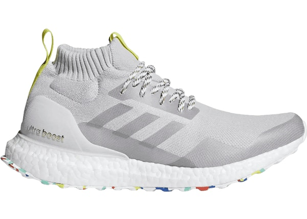 577118bb8 lowest ask.  79. adidas Ultraboost Mid Multi-Color White