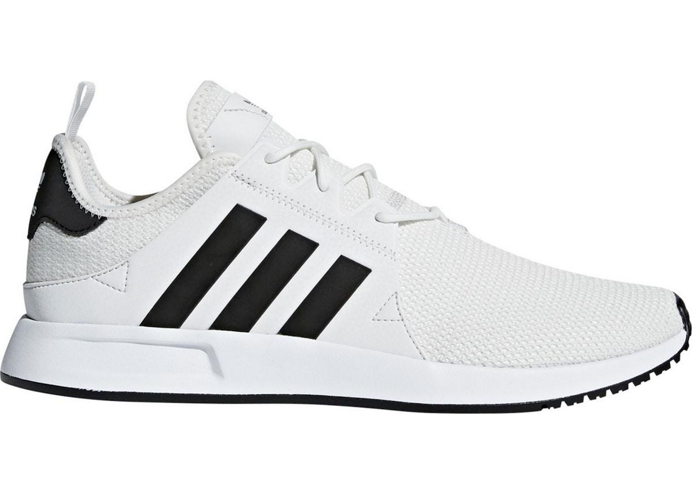 stazionario Consecutivo Aderire  adidas X PLR White Black - CQ2406